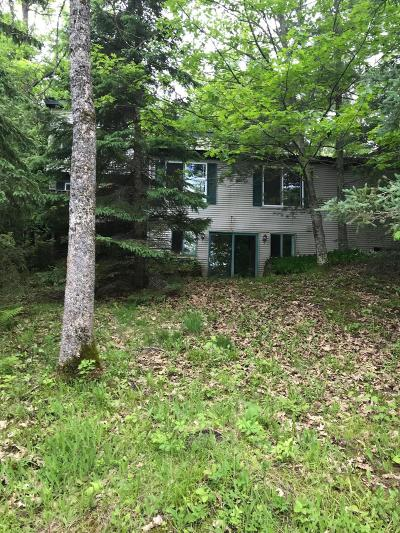 Bagley Single Family Home For Sale: 23086 White Pine Drive