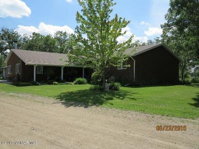 Thief River Falls Single Family Home For Sale: 12281 State Highway 1 Highway NW