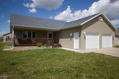 Thief River Falls Single Family Home For Sale: 1525 Cartway Drive