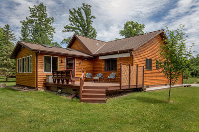 Single Family Home For Sale: 2932 Moose Lane NW