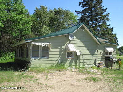Single Family Home For Sale: 48193 Pioneer Road NE