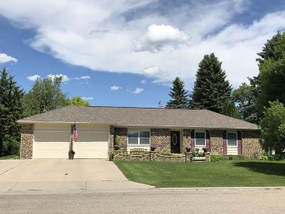 Crookston Single Family Home For Sale: 117 Golf Terrace Drive