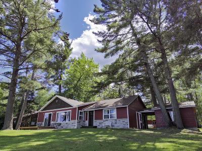 Bemidji Single Family Home For Sale: 51294 Wildview Lane