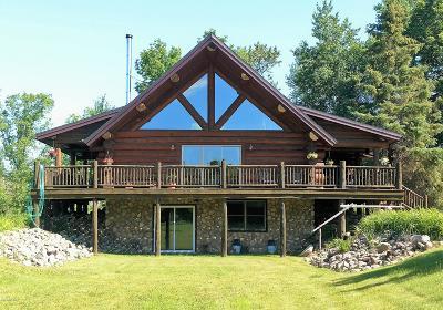 Bemidji Single Family Home For Sale: 48430 229th Avenue