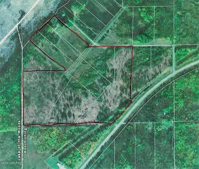 Koochiching County, Saint Louis County, St. Louis County Residential Lots & Land For Sale: Ut No. 389 Road