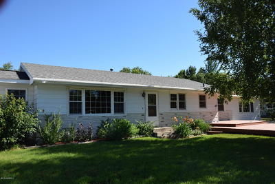 Bemidji Single Family Home For Sale: 1829 Gregg Court NW
