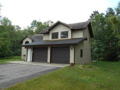 Bemidji Single Family Home For Sale: 4616 Brinkman Drive NE