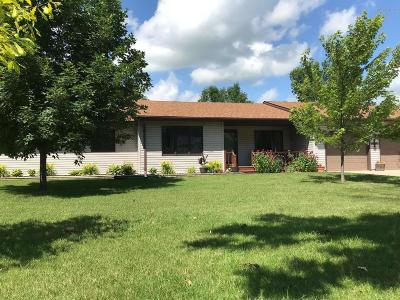 Fosston Single Family Home For Sale: 315 9th Street NW