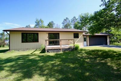 Bemidji Single Family Home For Sale: 203 Pine Grove Street SW