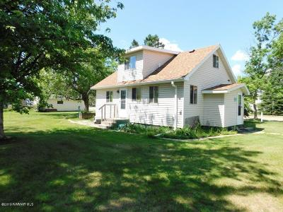 Bemidji Single Family Home For Sale: 601 Scott Avenue SE
