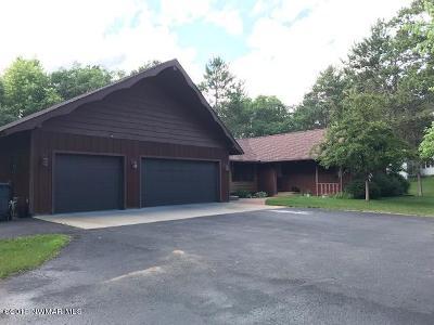 Bemidji, Shevlin, Solway, Bagley, Clearbrook, Leonard Single Family Home For Sale: 2365 Carol Drive NE
