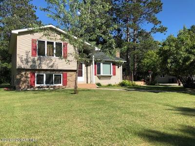 Bemidji, Shevlin, Solway, Bagley, Clearbrook, Leonard Single Family Home For Sale: 730 Kennedy Drive SW