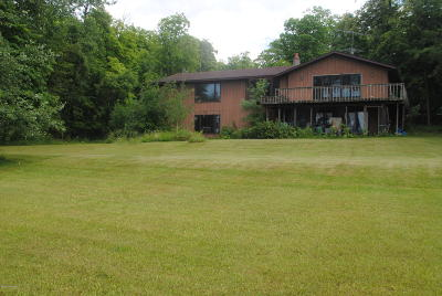 Single Family Home For Sale: 39127 Maple Court