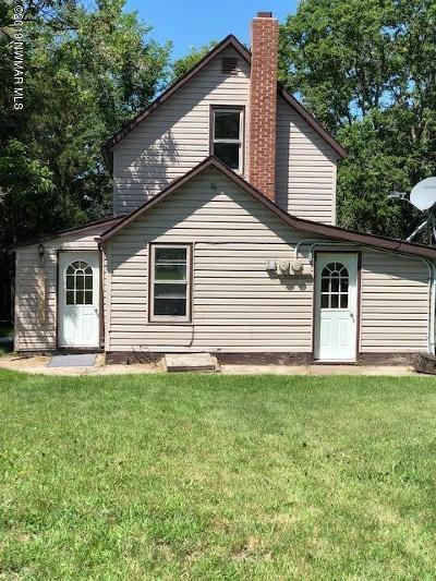 Red Lake Falls Single Family Home For Sale: 214 River Street NE
