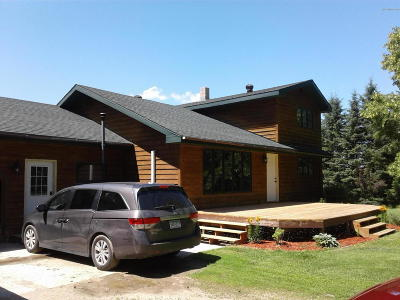 Bagley Single Family Home For Sale: 29681 State 92 Highway