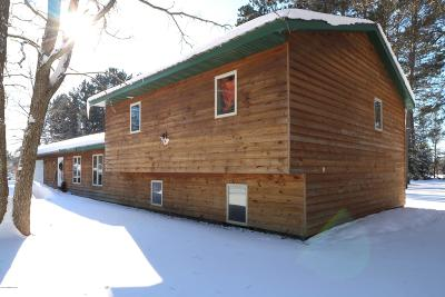 Bemidji Single Family Home For Sale: 648 Centerpoint Court NW