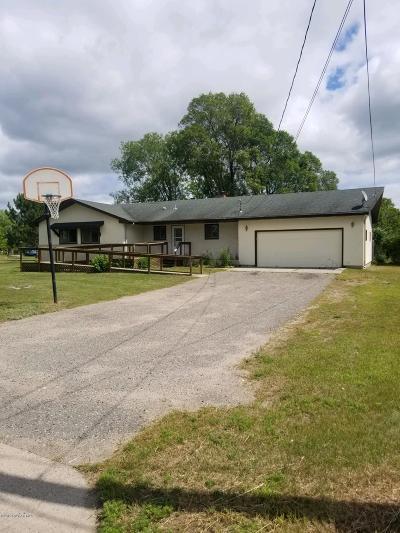 Bemidji Single Family Home For Sale: 506 Pershing Avenue SE