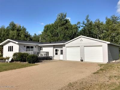 Bagley MN Single Family Home For Sale: $189,900