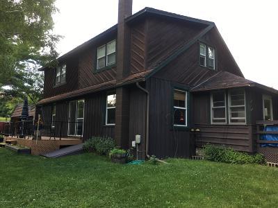 Bemidji Single Family Home For Sale: 627 Main Avenue NE