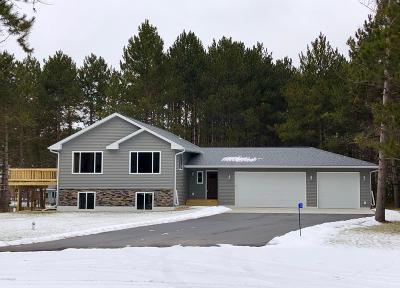 Bemidji Single Family Home For Sale: 3123 Clover Court NW