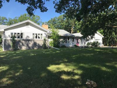Fosston Single Family Home For Sale: s: 40137 350th Avenue SE