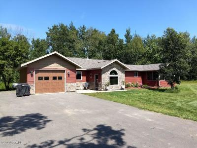Bagley MN Single Family Home For Sale: $219,900