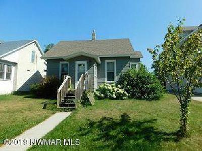 Crookston Single Family Home For Sale: 412 Houston Avenue