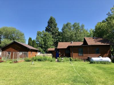 Shevlin Single Family Home For Sale: 231 Delcasse Street