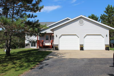 Bemidji Single Family Home For Sale: 10561 Autumn Drive NW