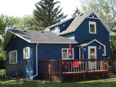 Thief River Falls Single Family Home For Sale: 604 Arnold Avenue N