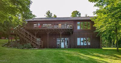 Single Family Home For Sale: 7971 Little Bass Lake Road NE