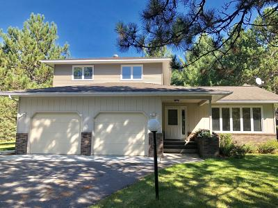 Bemidji Single Family Home For Sale: 4207 Woodberry Drive SE