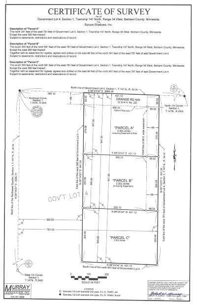 Residential Lots & Land For Sale: Grange Road NW