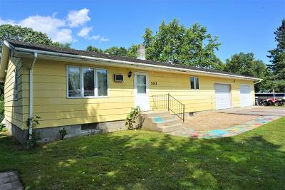 Single Family Home For Sale: 103 1st Avenue N