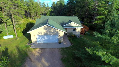 Bemidji Single Family Home For Sale: 8674 Cove Drive NE