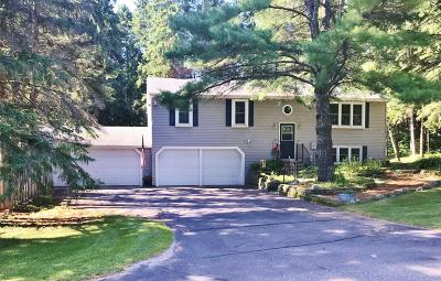 Bemidji Single Family Home For Sale: 528 Spruce Grove Lane NW