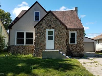 Single Family Home For Sale: 413 Main Avenue S