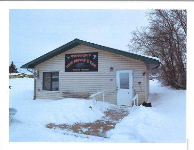 Gonvick MN Commercial For Sale: $30,000