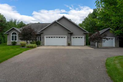 Bemidji Single Family Home For Sale: 3404 Highland Drive NE