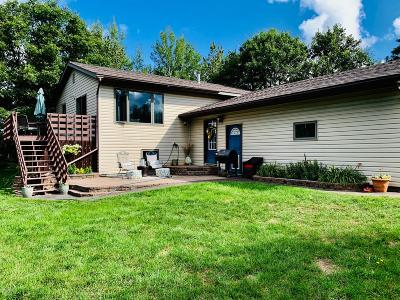 Bemidji Single Family Home For Sale: 7309 Alpine Road NW