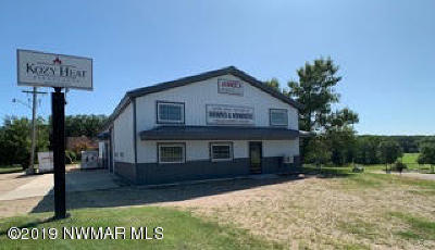 Fertile MN Commercial For Sale: $335,000