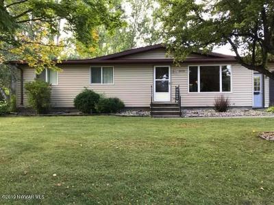 Fosston Single Family Home For Sale: 809 N Mark Avenue