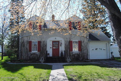 Thief River Falls Single Family Home For Sale: 923 Knight Avenue N