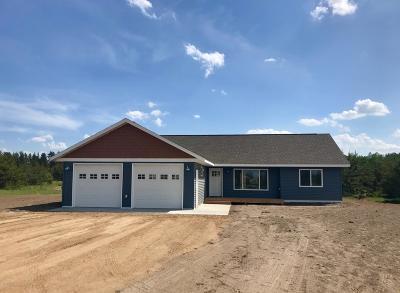 Bemidji Single Family Home For Sale: Kestrel Road NW