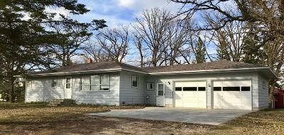 Karlstad Single Family Home For Sale: 406 3rd Street S