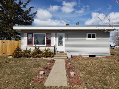 Bemidji Single Family Home For Sale: 909 Roosevelt Road SE