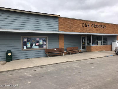 Oklee MN Commercial For Sale: $79,500