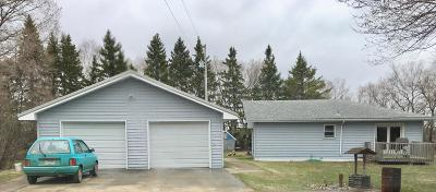 Warren MN Single Family Home For Sale: $144,500