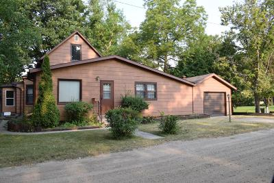 Thief River Falls MN Single Family Home For Sale: $124,500