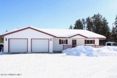 Single Family Home For Sale: 7346 Wildview Drive NW